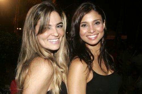 Carol Miranda e Ana Claudia Sa