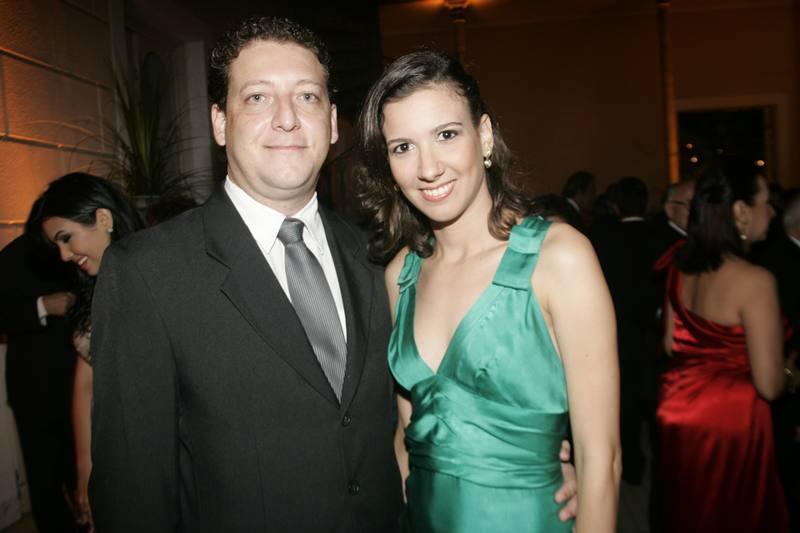 Roberio Siqueiro e Patricia Teles