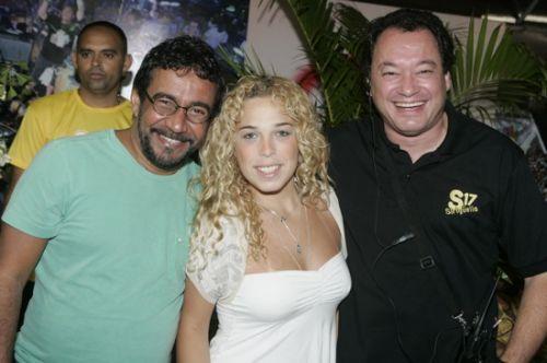 Rei, Maria Aragao e Pedro Neto