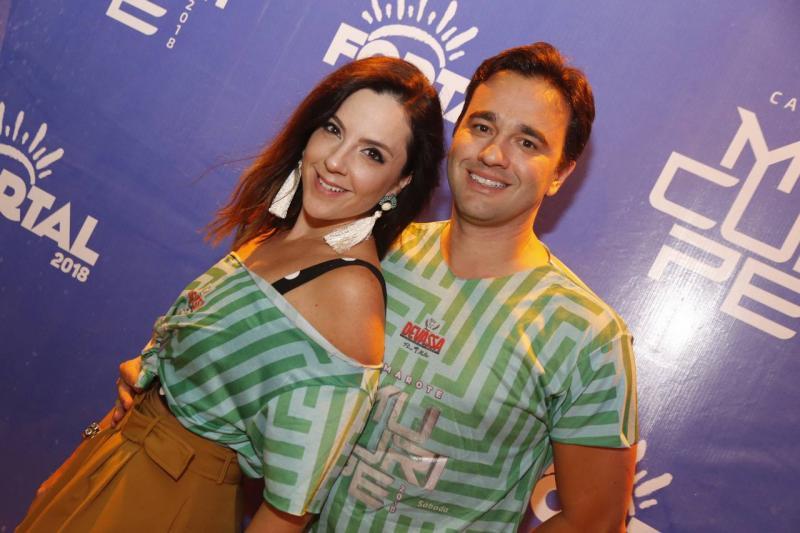 Joana Fiuza e Lourenco Rola