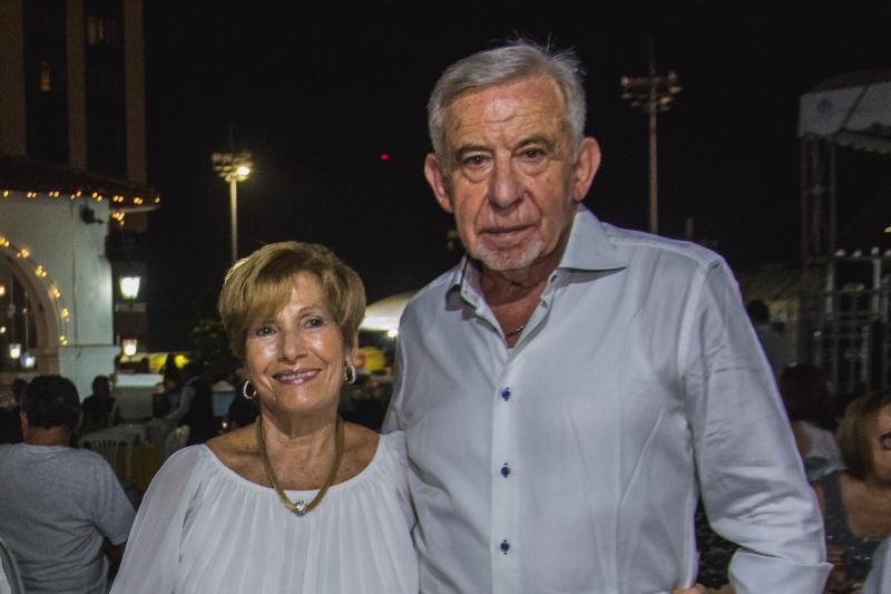 Gabriela Bertozi e Ardon Mazete
