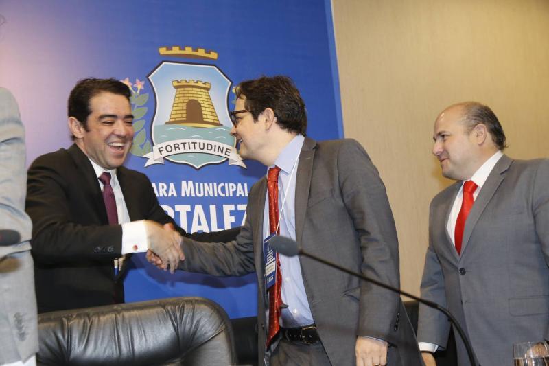 Bruno Dantas, Edilberto Pontes e Roberto Claudio 1