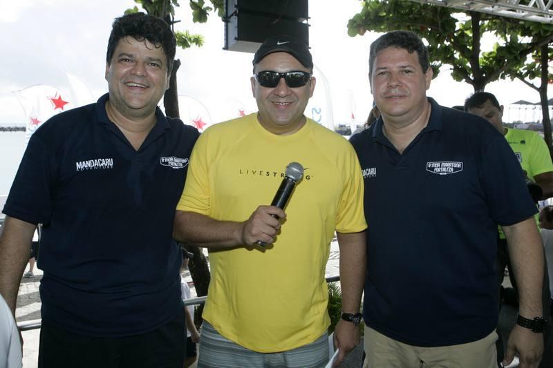 Colombo Cialdini, Pauilinho Leme e Bob Santos