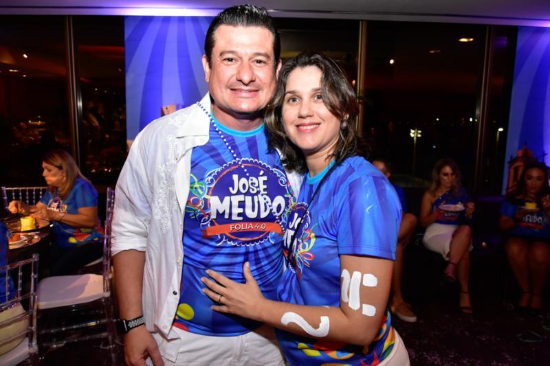 Ricardo Lotife e Catarine Guimaraes