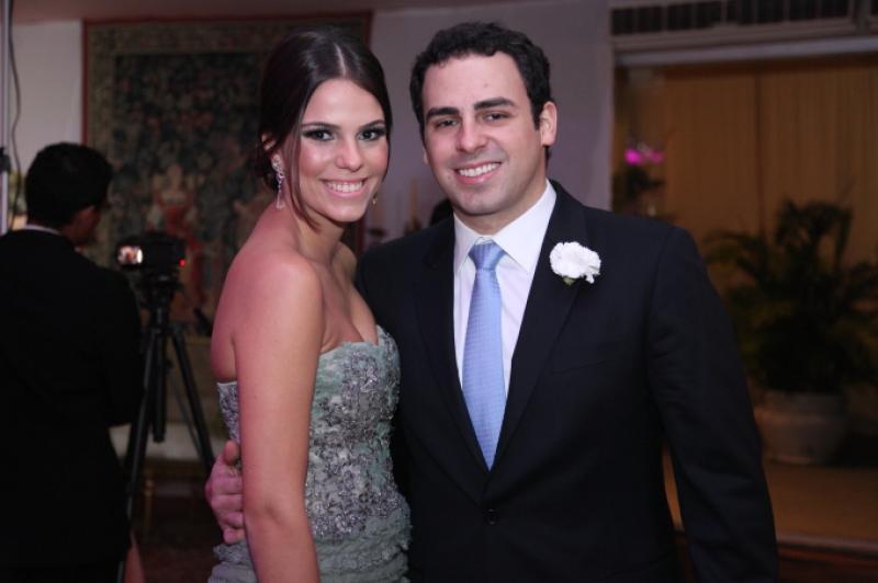 Alice Diniz e Rodrigo Ventura