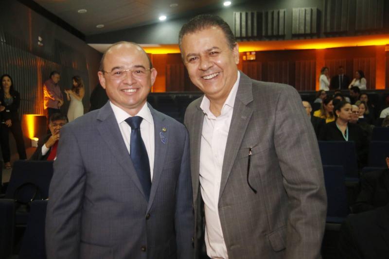 Sergio Aguiar e Valdir Fernandes