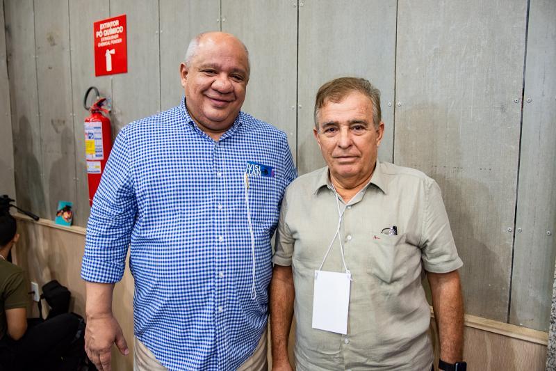 Pedro Alfredo e Claudio Targino
