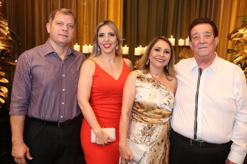 Gonc?alo, Adriana, Norma e Fabio Benevides