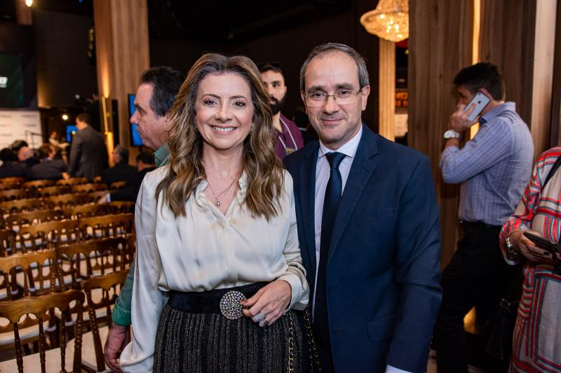 Emilia Buarque e Sergio Resende