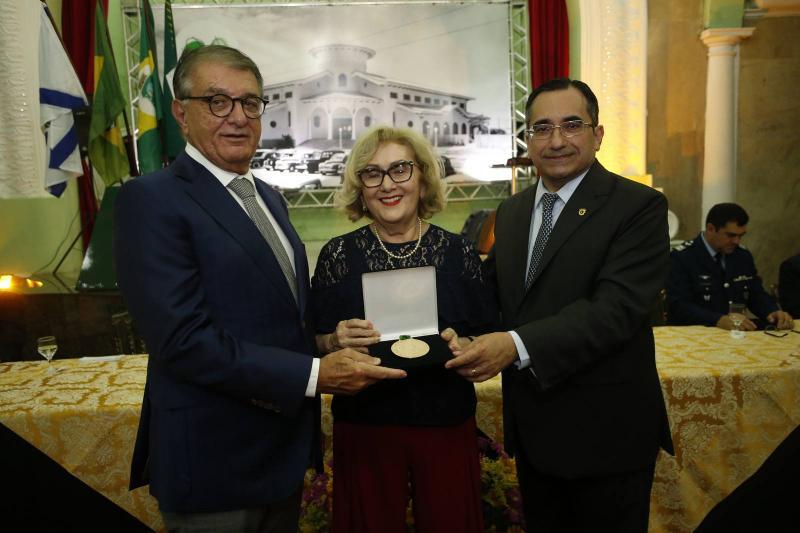 Arialdo Pinho, Socorro Franca e Jardson Cruz 2