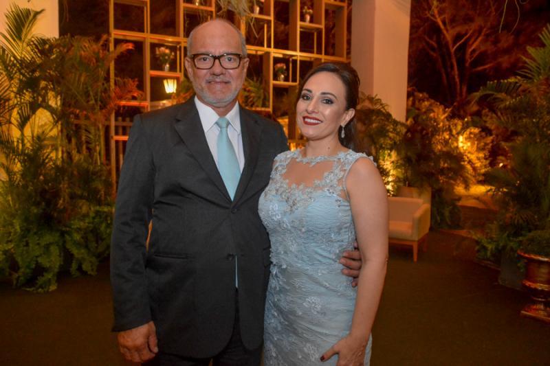 Aristides e Joelma Feitosa