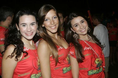 Mariana Fiuza, Raianne Maranhao e Amanda Diniz