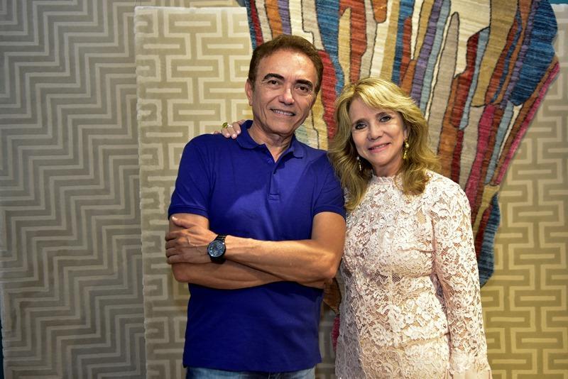 Marcos Monteiro e Sofia Linhares