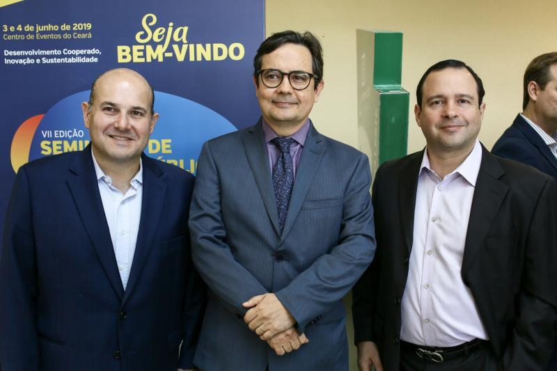 Roberto Claudio, Edilberto Pontes e Igor Barroso