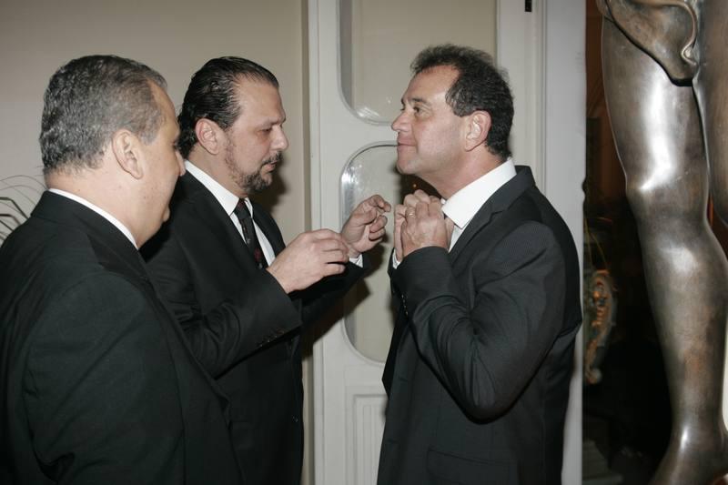 Max e Adrizio Camara e Ricardo Nibon