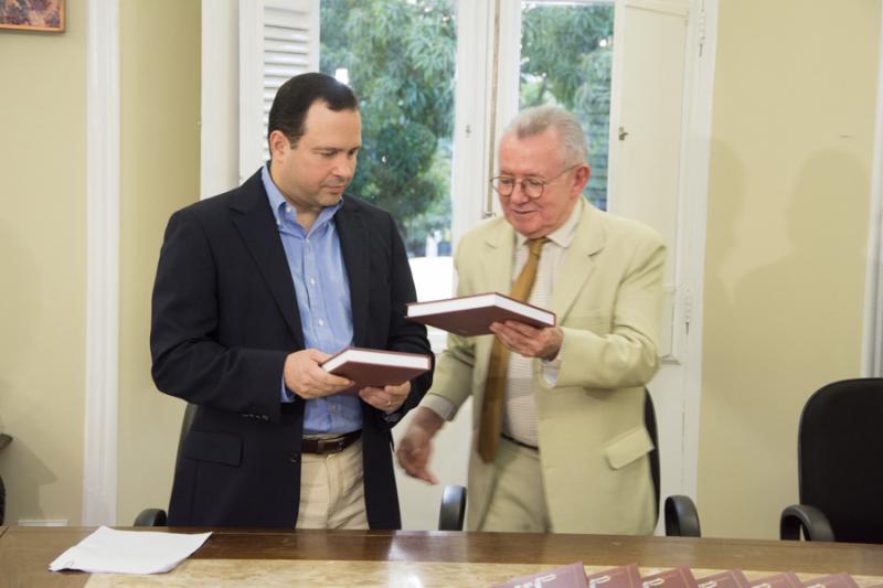 Igor Queiroz e Henry Campos
