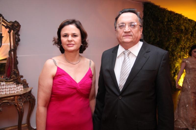 Viviane e Paulo Quesado