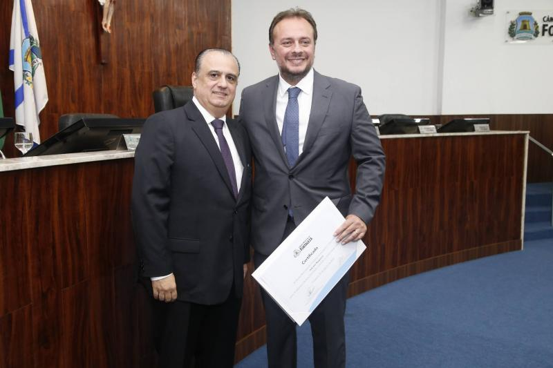 Max Camara e Adriano Nogueira