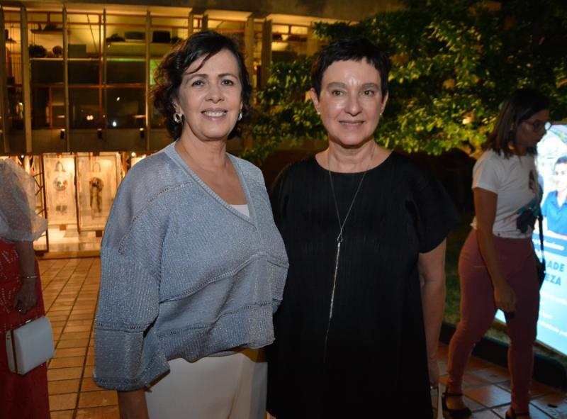 Neuma Figueiredo e Livia Pedreira