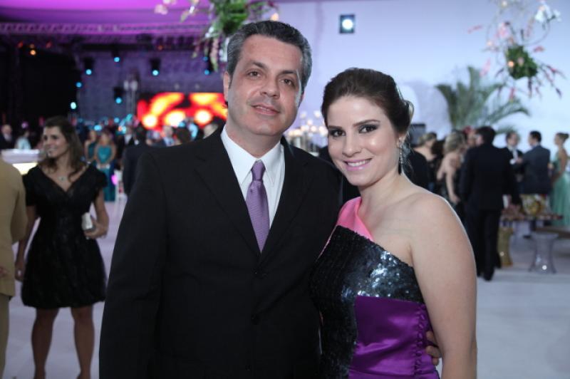 Leonardo e Maria Clara Dall Olio