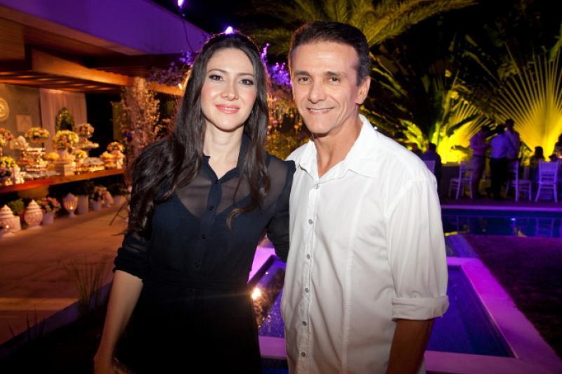 Clarisse e Antônio Coelho