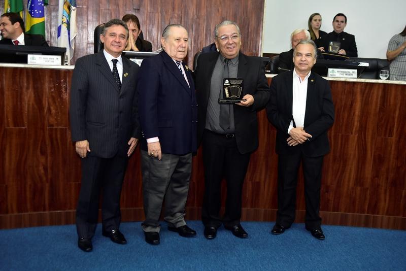 Jose Porto, Idalmir Feitosa, Josimar de Castro, Eron Moreira