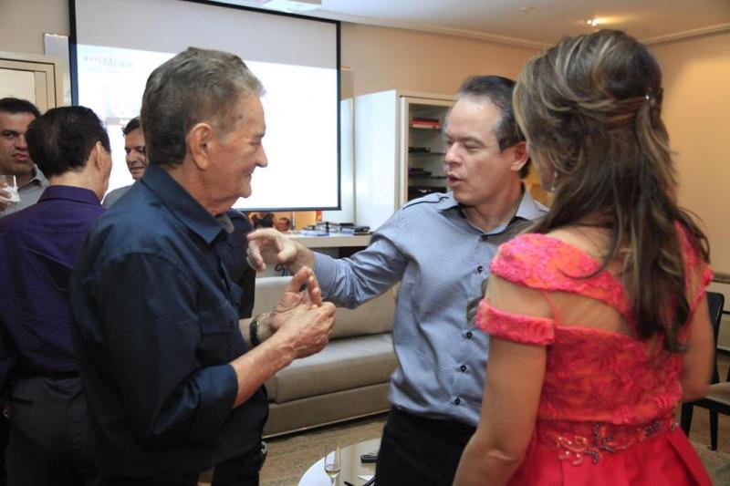 Leonidas Bezerra, Lisandro e Eveline Fujita