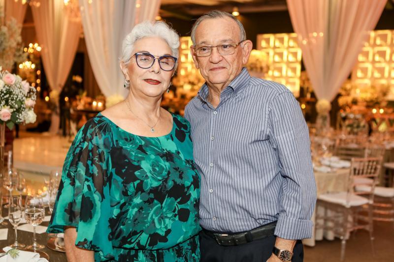 Ariane e Fred Saboia