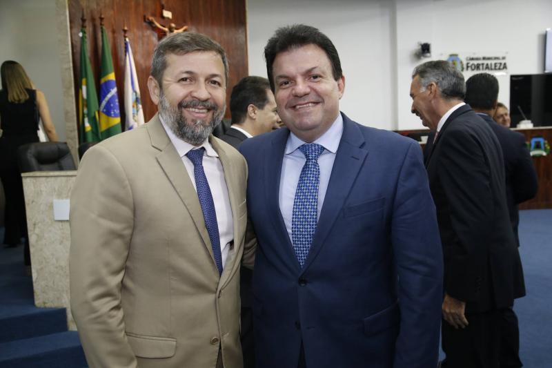 Elcio Batista e Fernando Ferrer