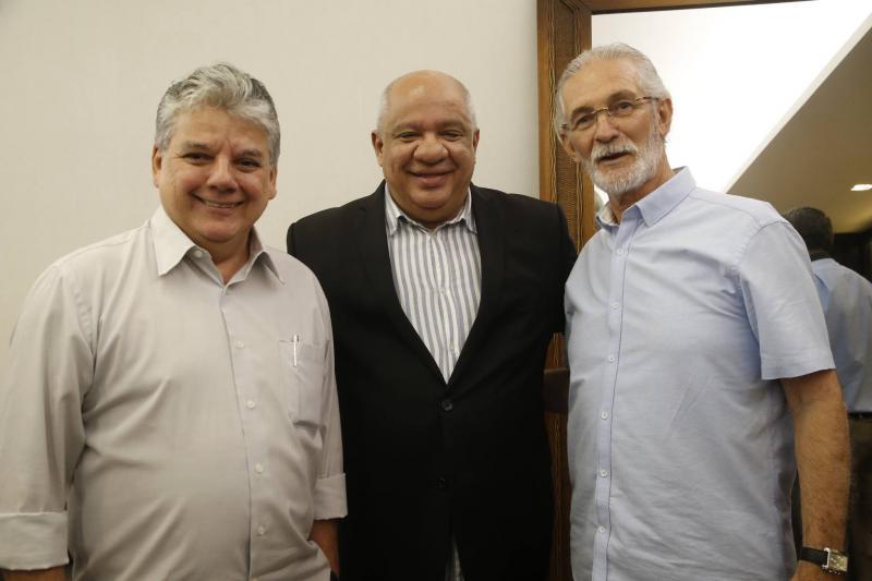 Chico esteves, Pedro Alfredo e Dinalvo Diniz