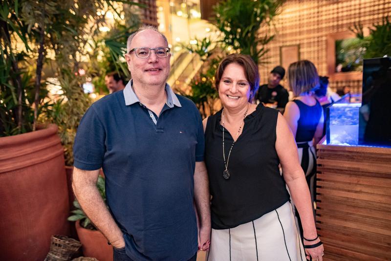 Paulo e Marcia Dellatuilla