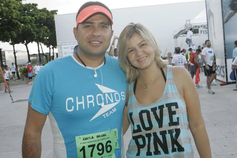 Claudio e Sheila Teixeira