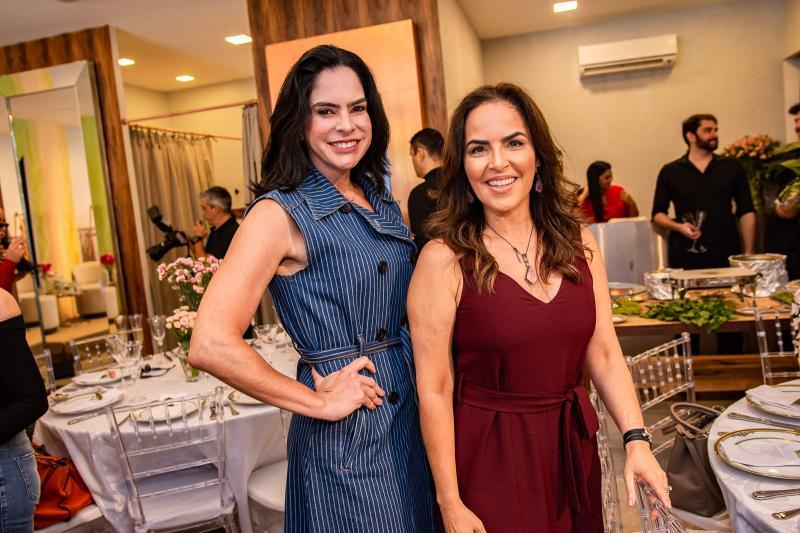 Gina Goncalves e Ana Maria Ximenes