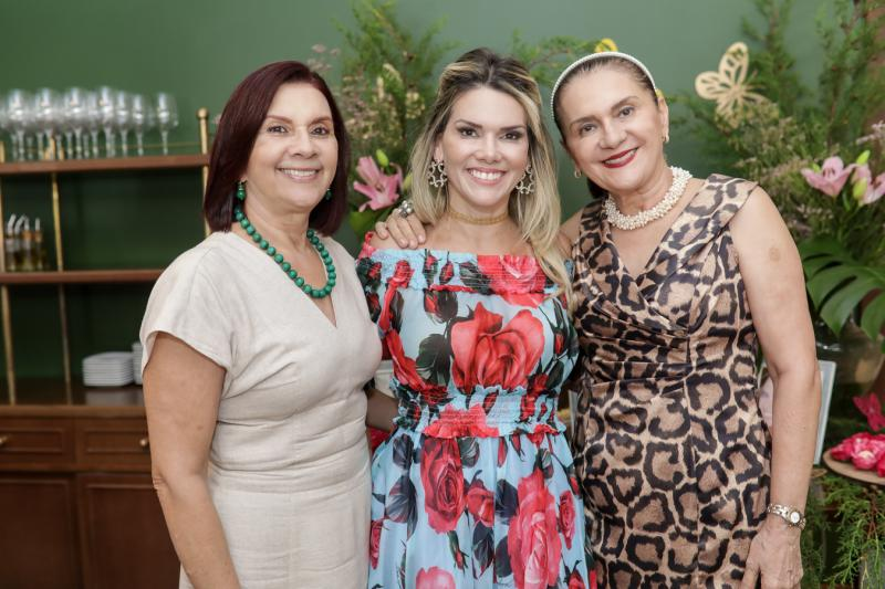 Roseane Campos, Pauliane Campos e Alta Rosane