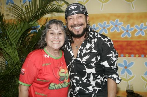 Angela Moraes Correia e Bell Marques