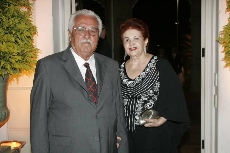 Antonio e Regina Diogo