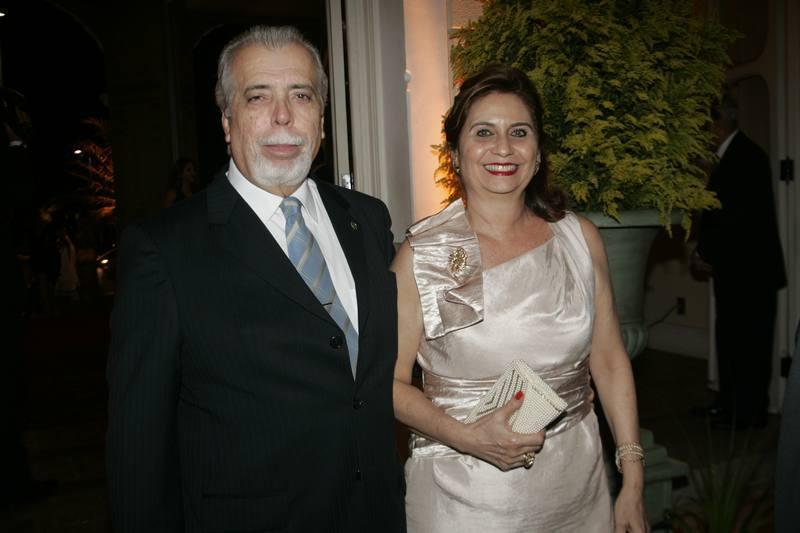 Eduardo e Marilena Campos