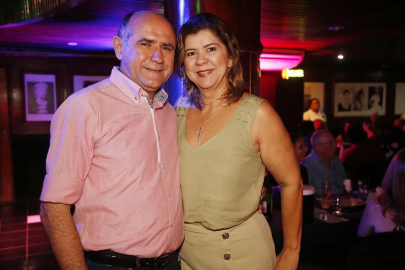 Magal Campos e Regina Nascimento