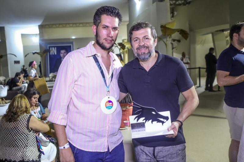 Joao Baltazar e Elcio Batista
