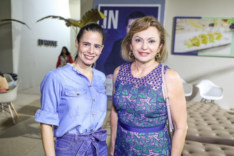 Iorrana Aguiar e Veronica Perdigao