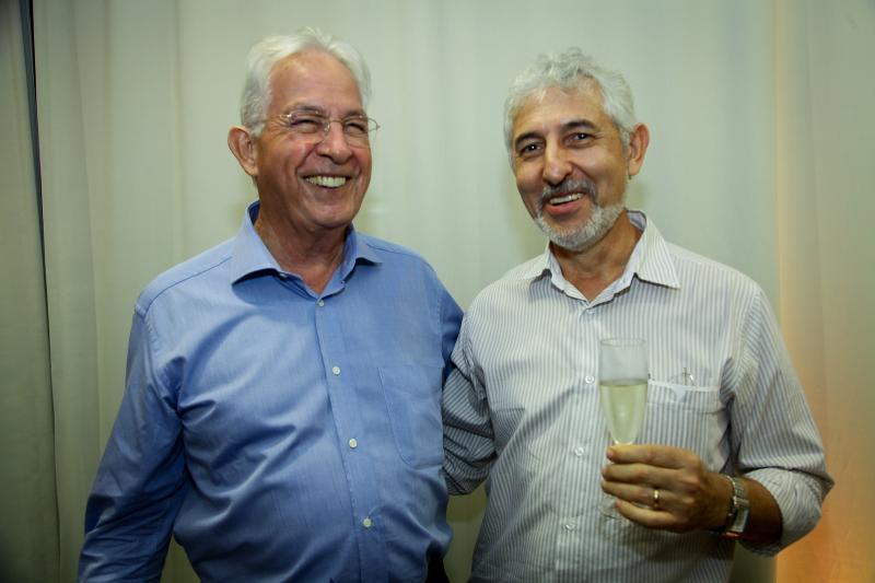 Carlos Prado e Lauro Martins