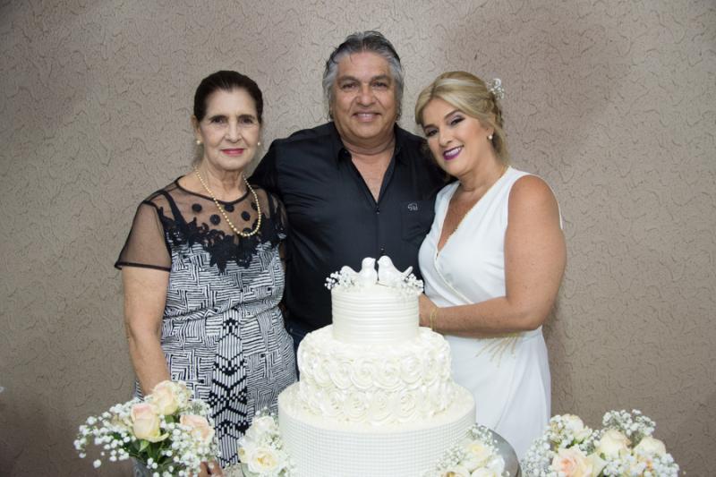 Maria Celina Albano e LC e Adriana Moreira