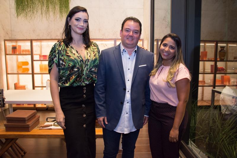 Kassia Renata, Portela Aguiar e Tamires Lima