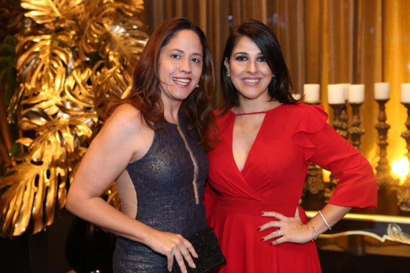 Cristina Machado e Flavia Marques