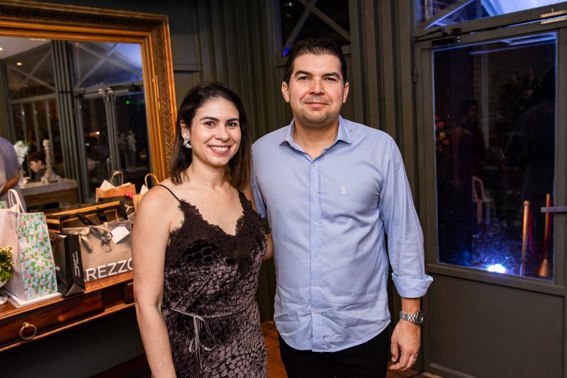 Rita e Leonardo Maranhao