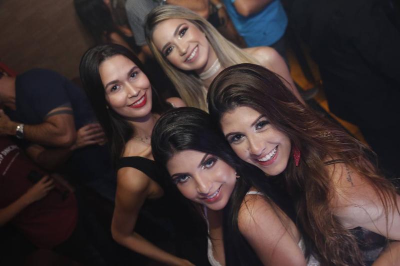 Ariane Oliveira, Carla Rocha, Yana Montenegro e Luana Dafne 2
