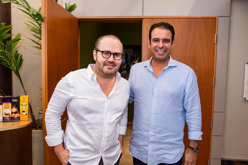 Roberto Pamplona e Fabio Campos