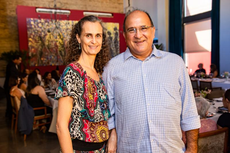 Silvia Nunes e Mauro Carneiro