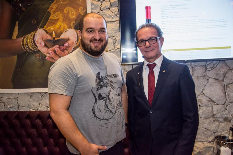 Magno Freitas e Marco Ferrari