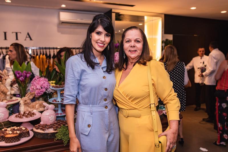 Flavia Laprovitera e Fernanda Laprovitera